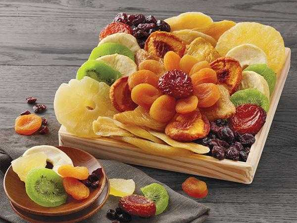 Which Producing Countries offer their Dried Fruits?