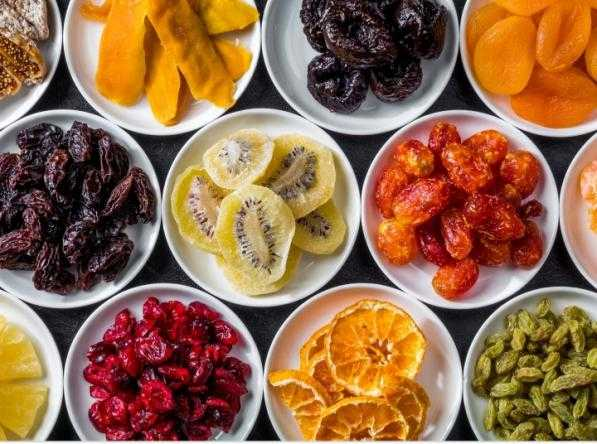 Mix Dried Fruit Producing Countries