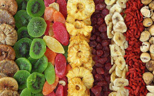 Best Dried Fruit Chips Production