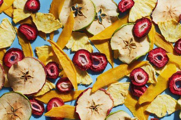 Dried Fruit Chips Features