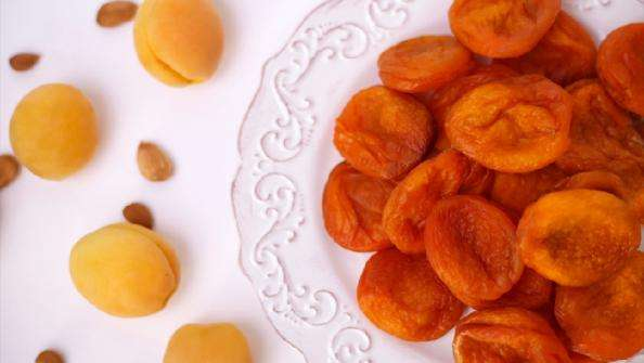 Dried Apricot Origin Manufacturing Process