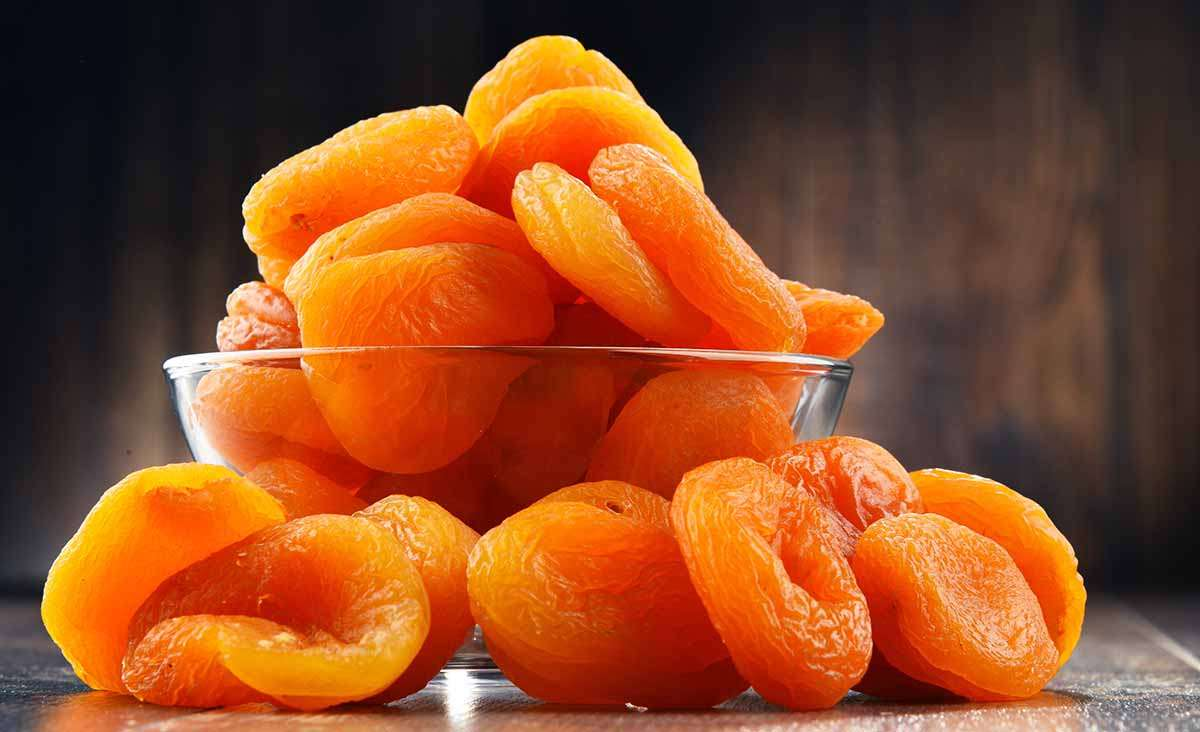 Dried apricots and diabetes